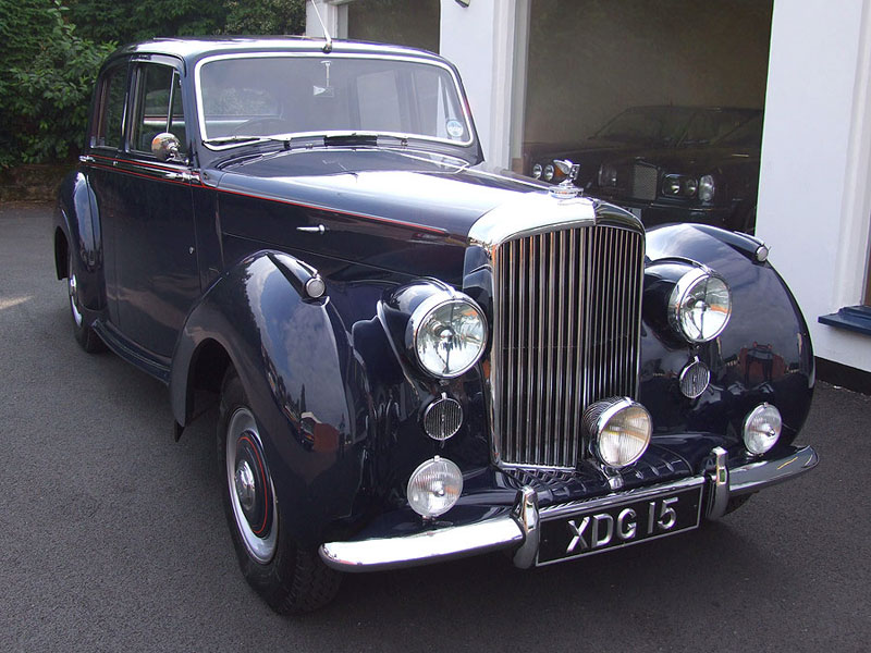 1955 Bentley R Type