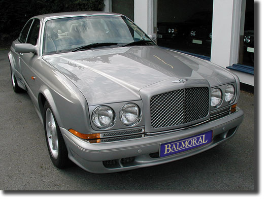2003 Bentley Continental R. 2001 Bentley Continental R