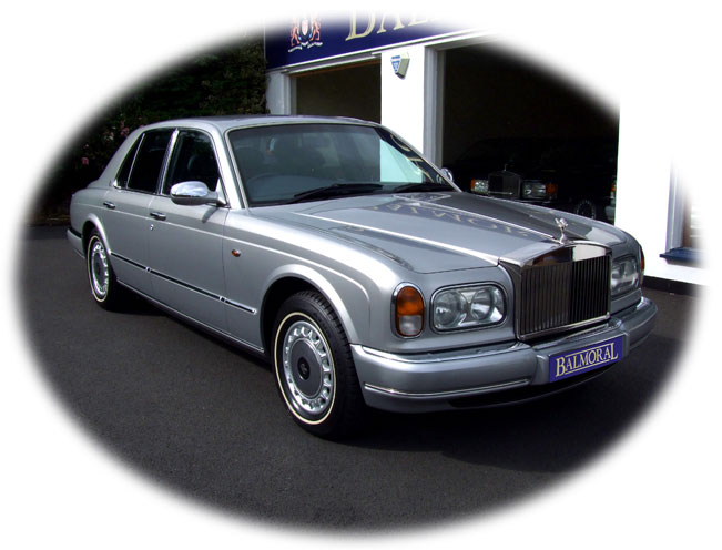 1999 Rolls-Royce Silver Seraph, finished in Silver Pearl