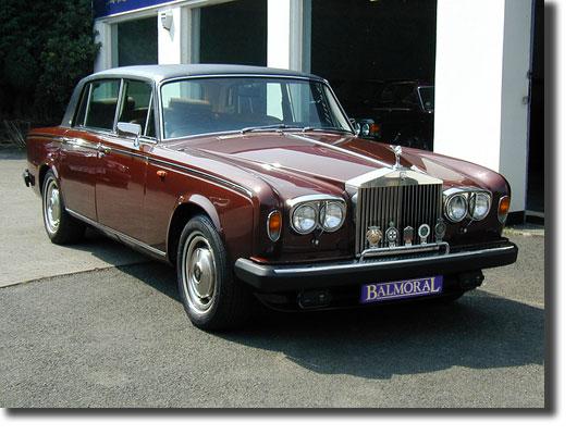 1978 Rolls Royce Silver Wraith Ii
