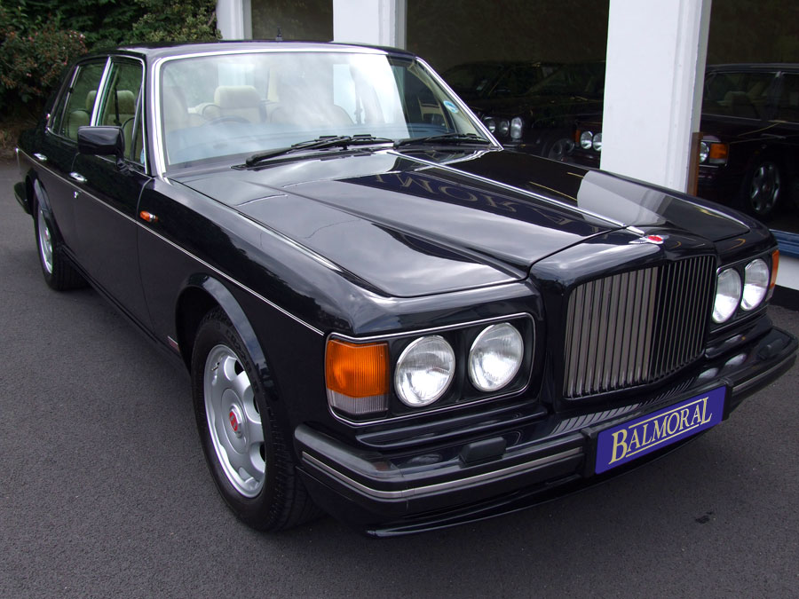 1992 Bentley Turbo R