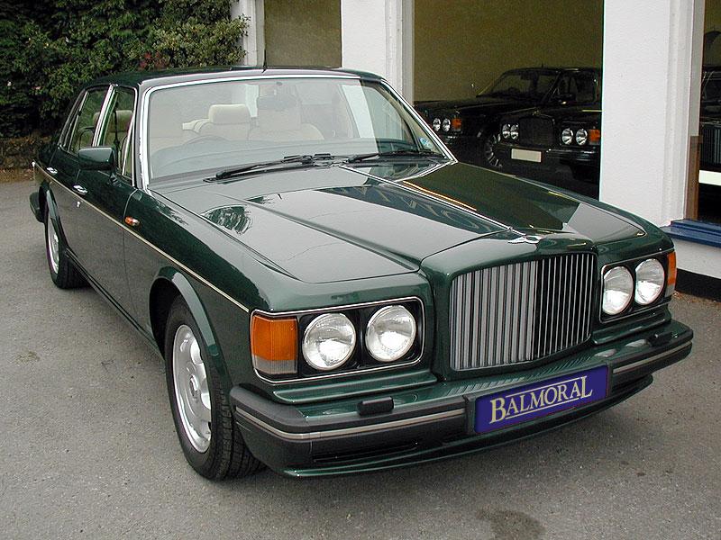 1992 bentley turbo r