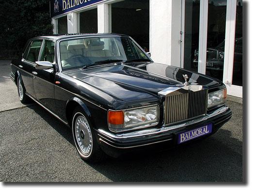 1997 Model Rolls Royce Silver Dawn