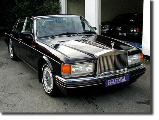 1998 Rolls Royce Silver Spur Iii
