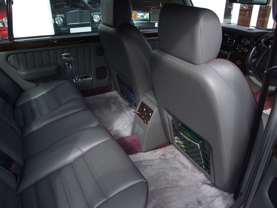 1998 Bentley Brooklands R Mulliner